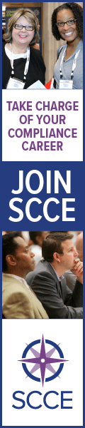 Join SCCE and become part of the compliance profession