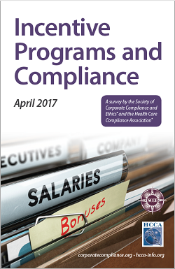 Incentive Programs and Compliance Survey