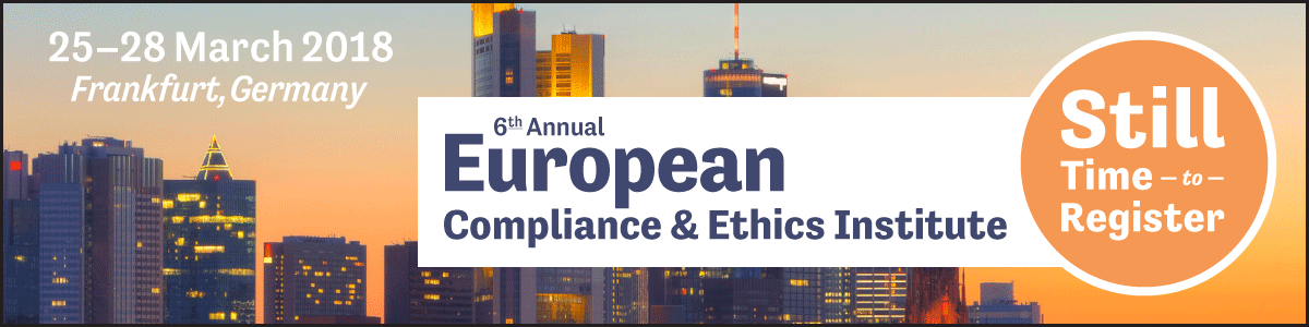Learn more about the European Compliance and Ethics Institute