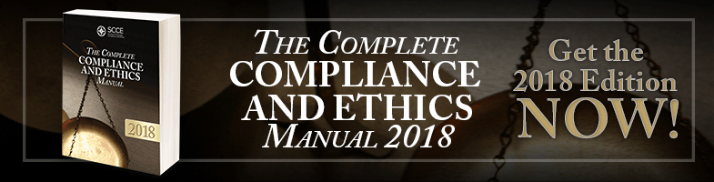 The Complete Compliance and Ethics Manual