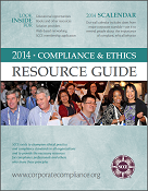 2014 Compliance & Ethics Resource Guide