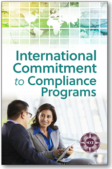 International Commitment to Compliance Programs pamphlet (PDF)